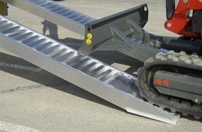 Auffahrrampe bis 4000kg/Paar | AVS 80-110